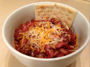 blog spicy bean chili stew