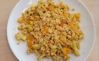 mellow yellow scramble blog
