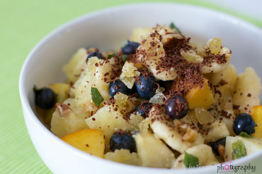 blog nirvana fruit salad